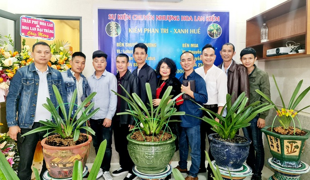 Thương vụ chuyển nhượng lan kiếm chấn động đất xứ Nghệ - 2