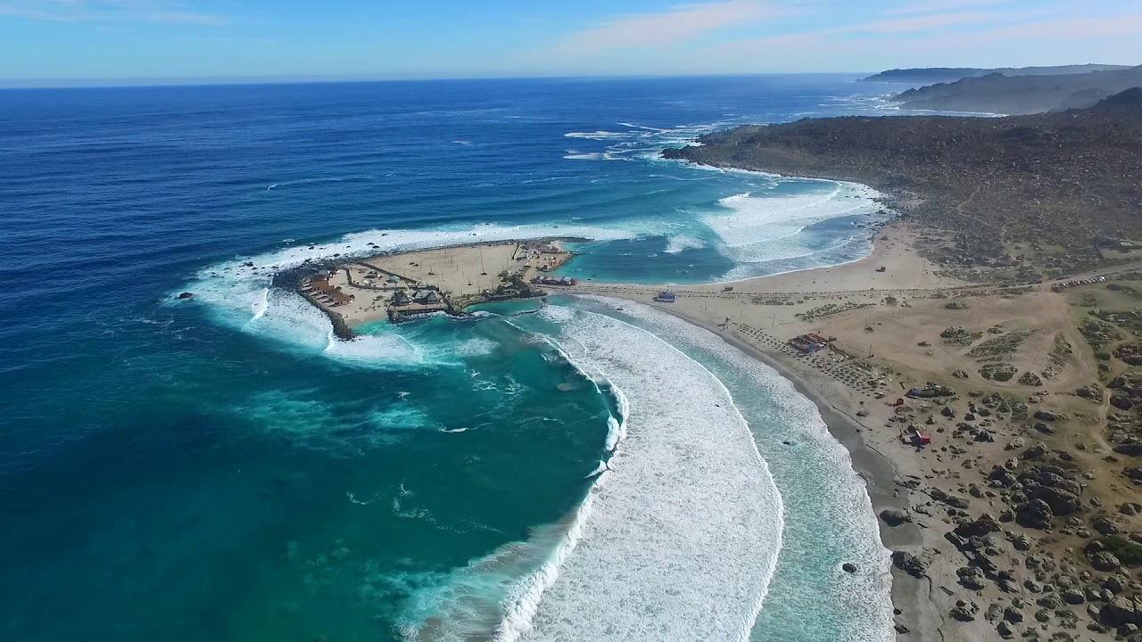 totoralillo, playas de chile