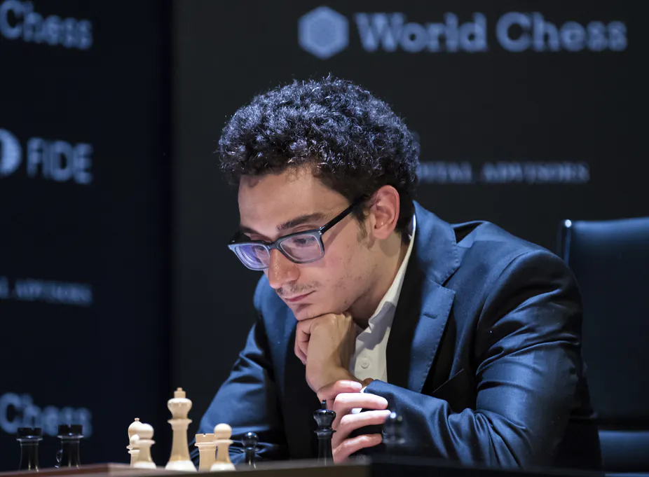 Fabiano Caruana is the highest rated competitor playing in the 2020 FIDE candidate tournament.