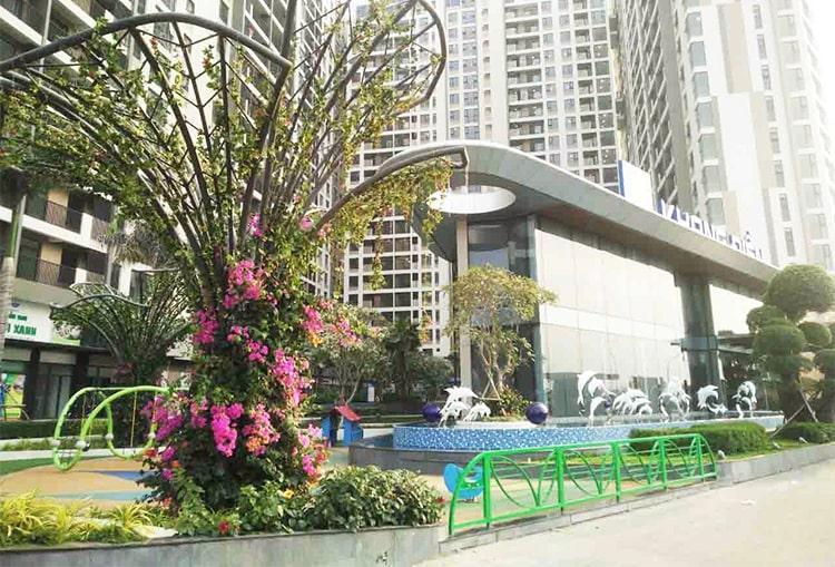 Căn hộ của Khang Điền có giá khá hợp lý (hình ảnh dự án Jamila Khang Điền)