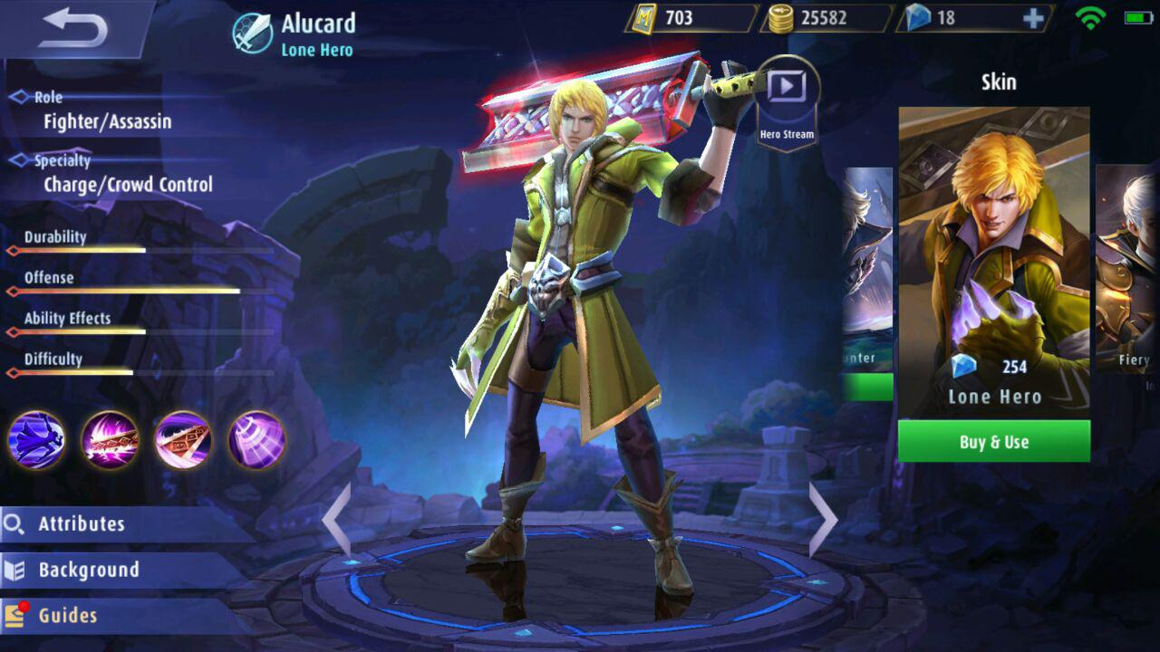basara's alucard 101 - guides - mobile legends: bang bang