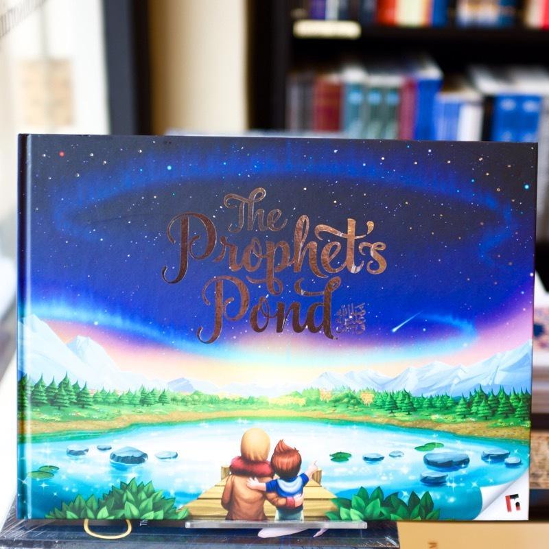 The Prophet's Pond Best Islamic book for kids