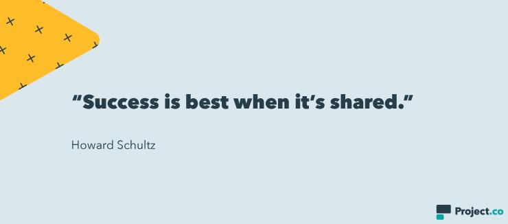Howard Schultz quote