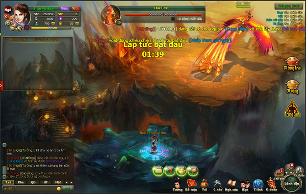 Binh Pháp Tam Quốc ra mắt trên mạng chơi SohaGame 3