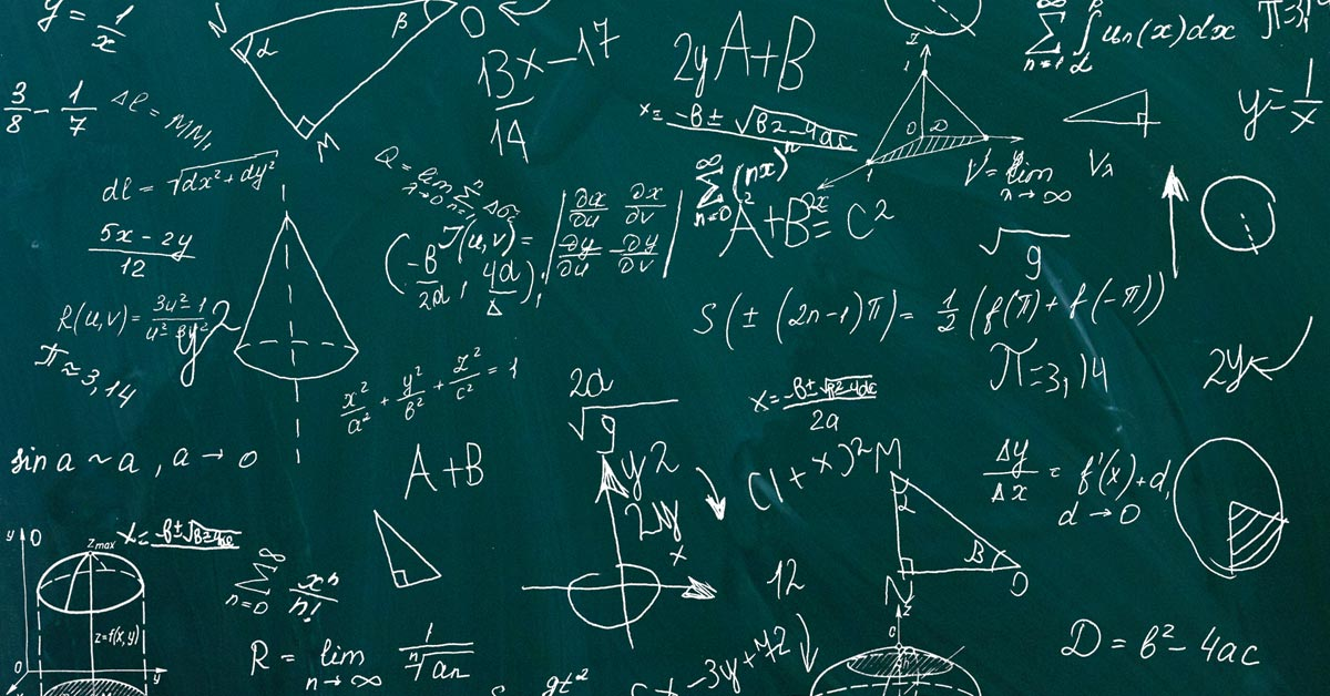 being good at mathematics is one of the most important computer science skills