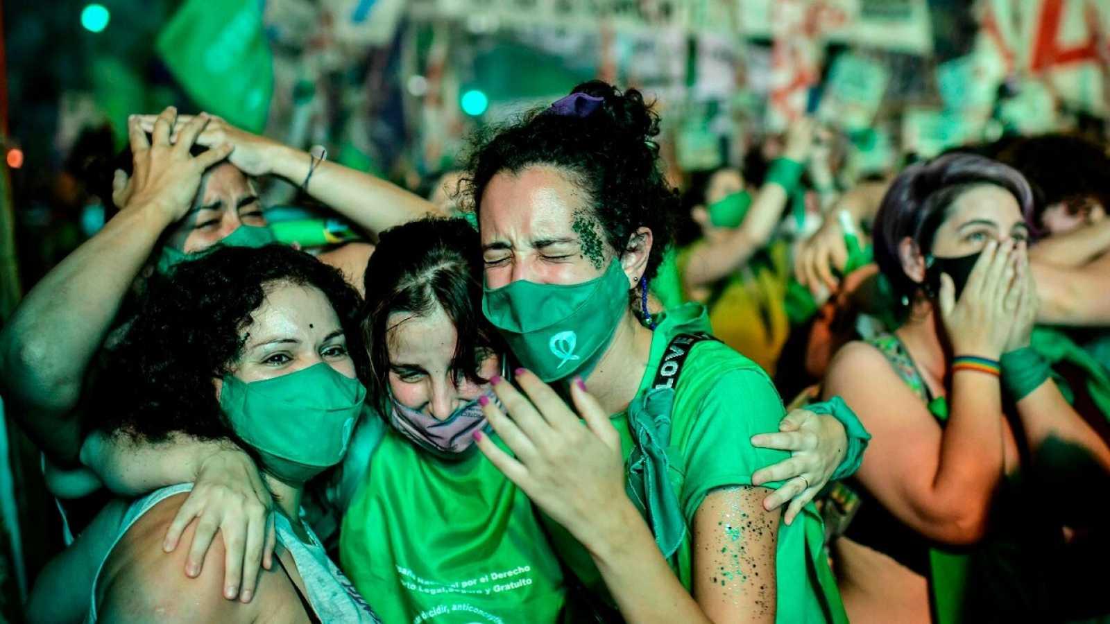 Aborto legale, sicuro e gratuito: traguardo storico per l'Argentina