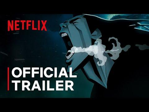 LOVE DEATH + ROBOTS VOLUME 2   Official Trailer   Netflix