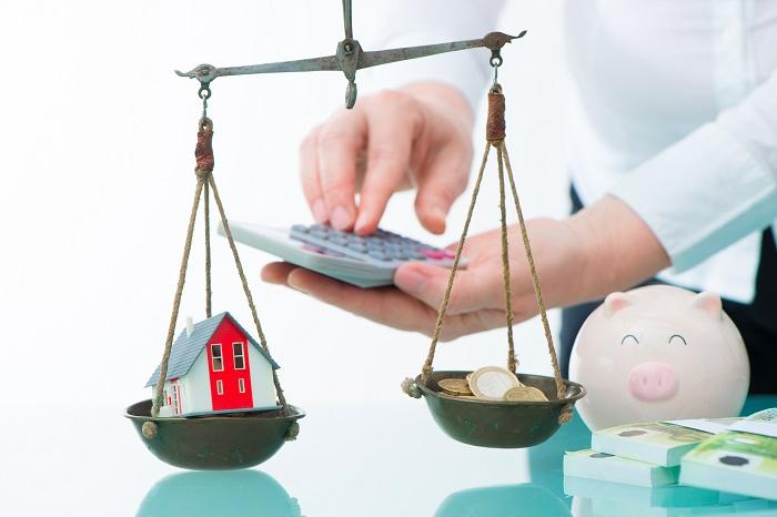 Vay tiền mặt tín chấp có lãi suất cao hơn vay thế chấp