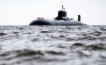 """""""В России начались испытания подводного бункера Путина"""""""