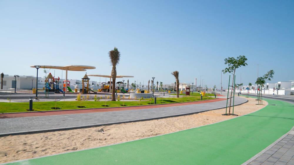 مرافق مشروع شاطئ المرفأ