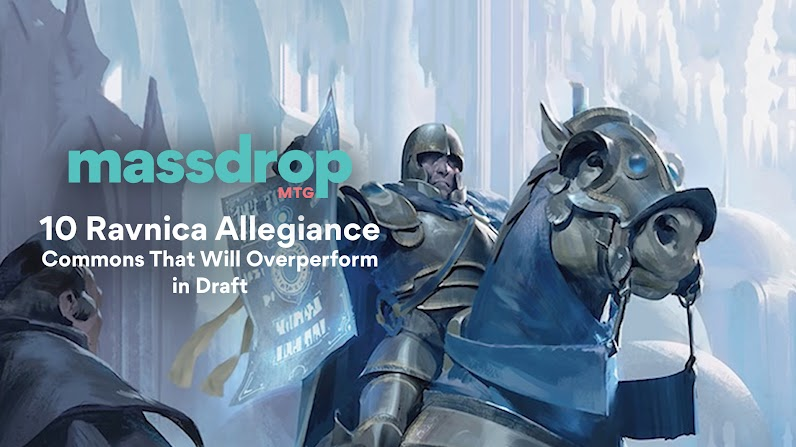 10 Ravnica Allegiance Commons That Will Overperform in Draft | Drop