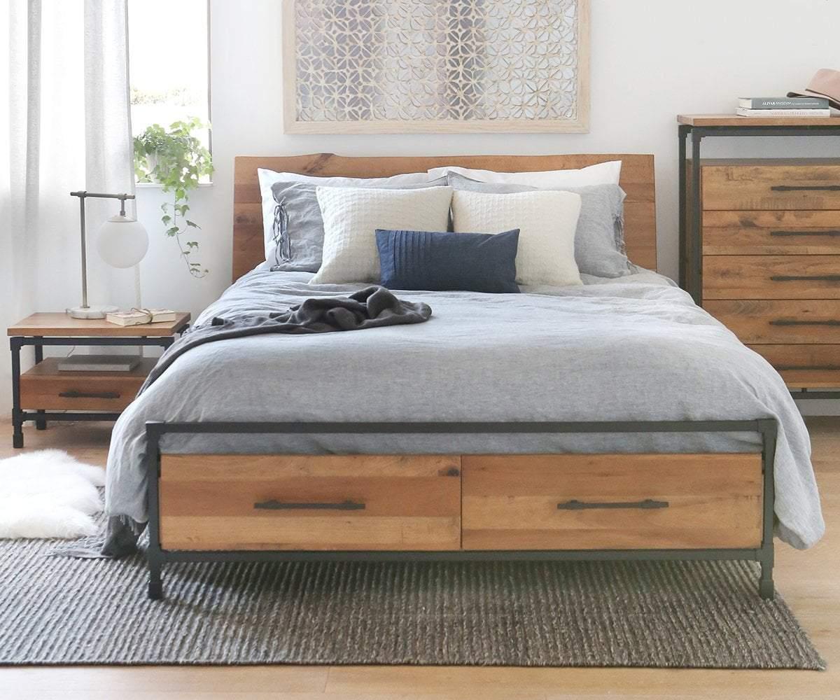Furnitur bergaya Scandinavian yang praktis dan multifungsi - source: scandinaviandesigns.com