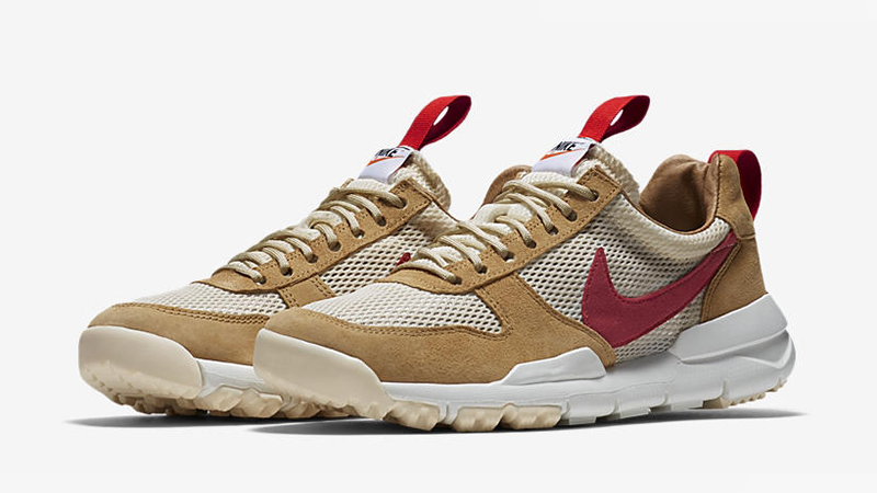 Tom Sachs x Nike Mars Yard 2.0 sneakers
