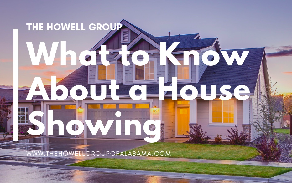 What To Know About A House Showing Dianna Howell