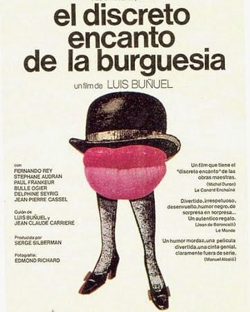 El discreto encanto de la burguesía (1972, Luis Buñuel)