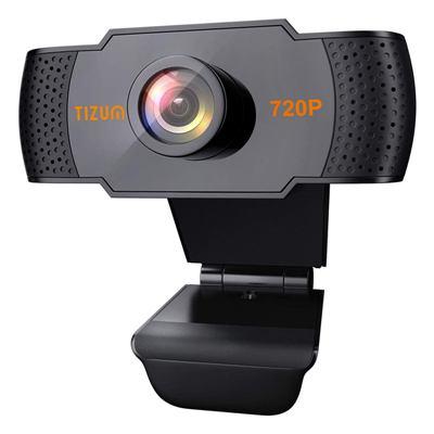 Tizum HD 720p best Webcam (Best Webcams in India)
