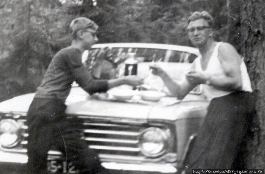 02 Кемпинги России. Крым 1967