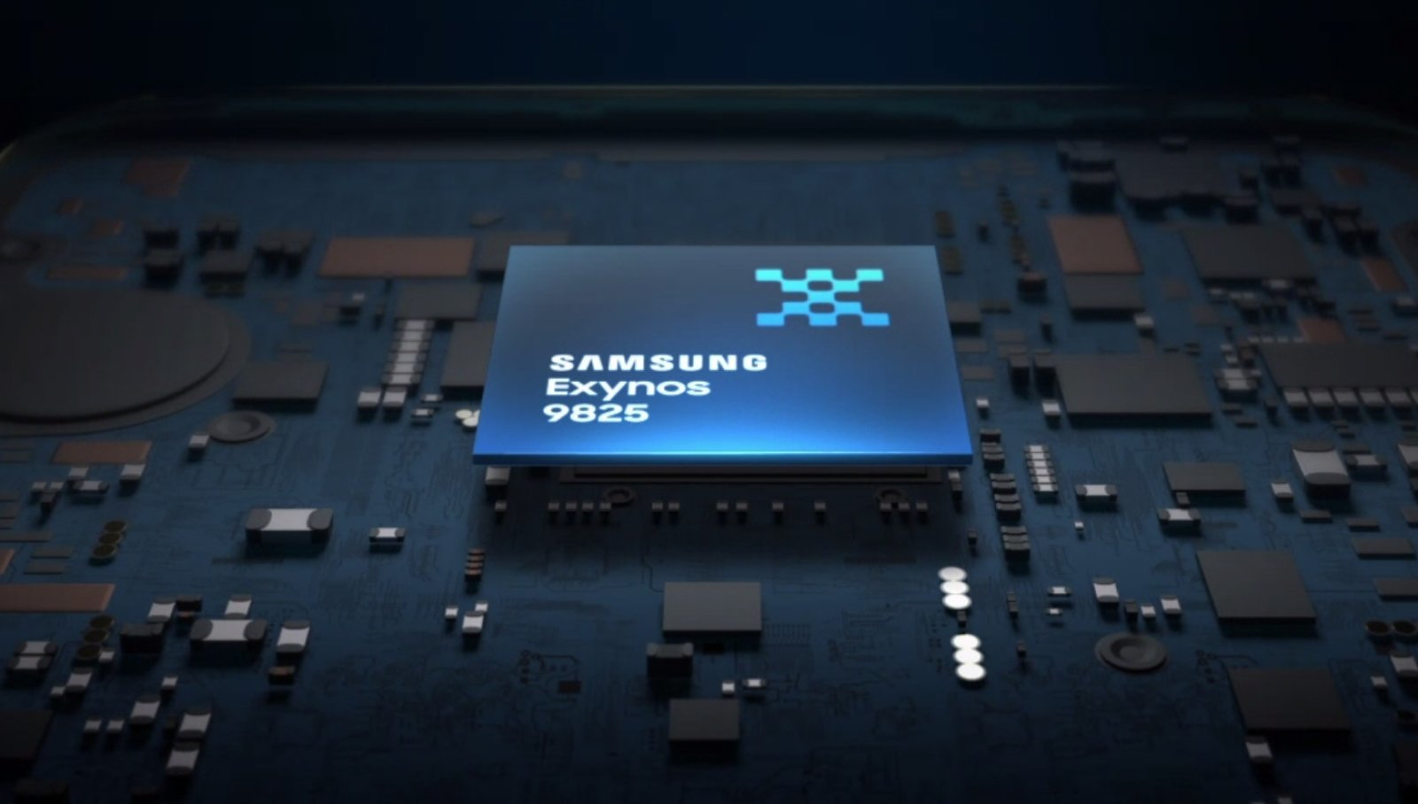 Samsung's First 7-Nanometer EUV Processor 1