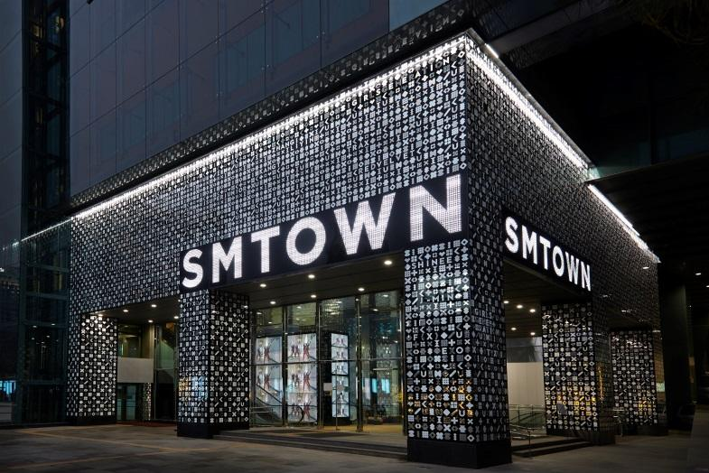 Image result for sm town coex artium