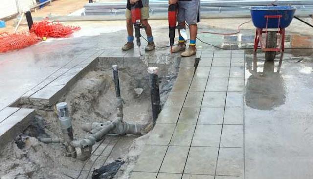 Khoancatbetongtphcm.vn thường xuyên cải tiến về máy móc khoan cắt bê tông