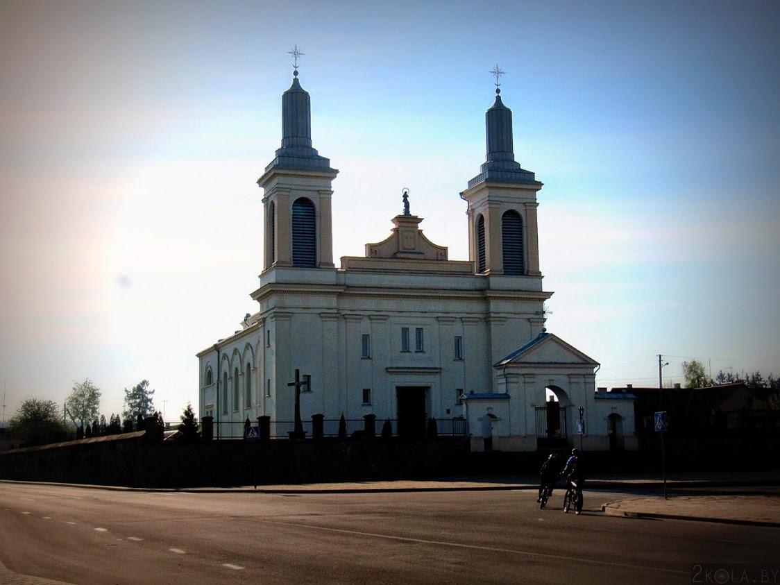 Касцёл Святога Вацлава. 1846г