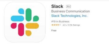 Best Business iPad Apps: slack