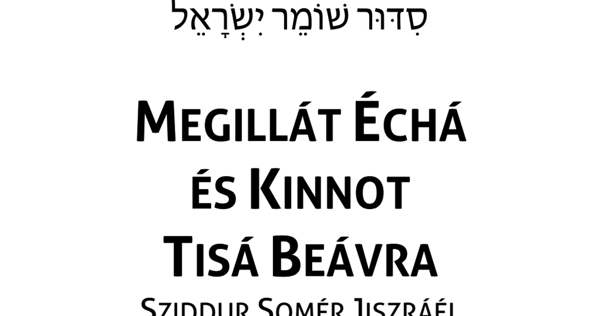 Echa & Kinnot HU.pdf
