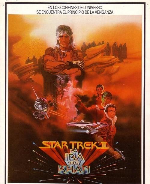 Star Trek II. La ira del Khan (1982, Nicholas Meyer)
