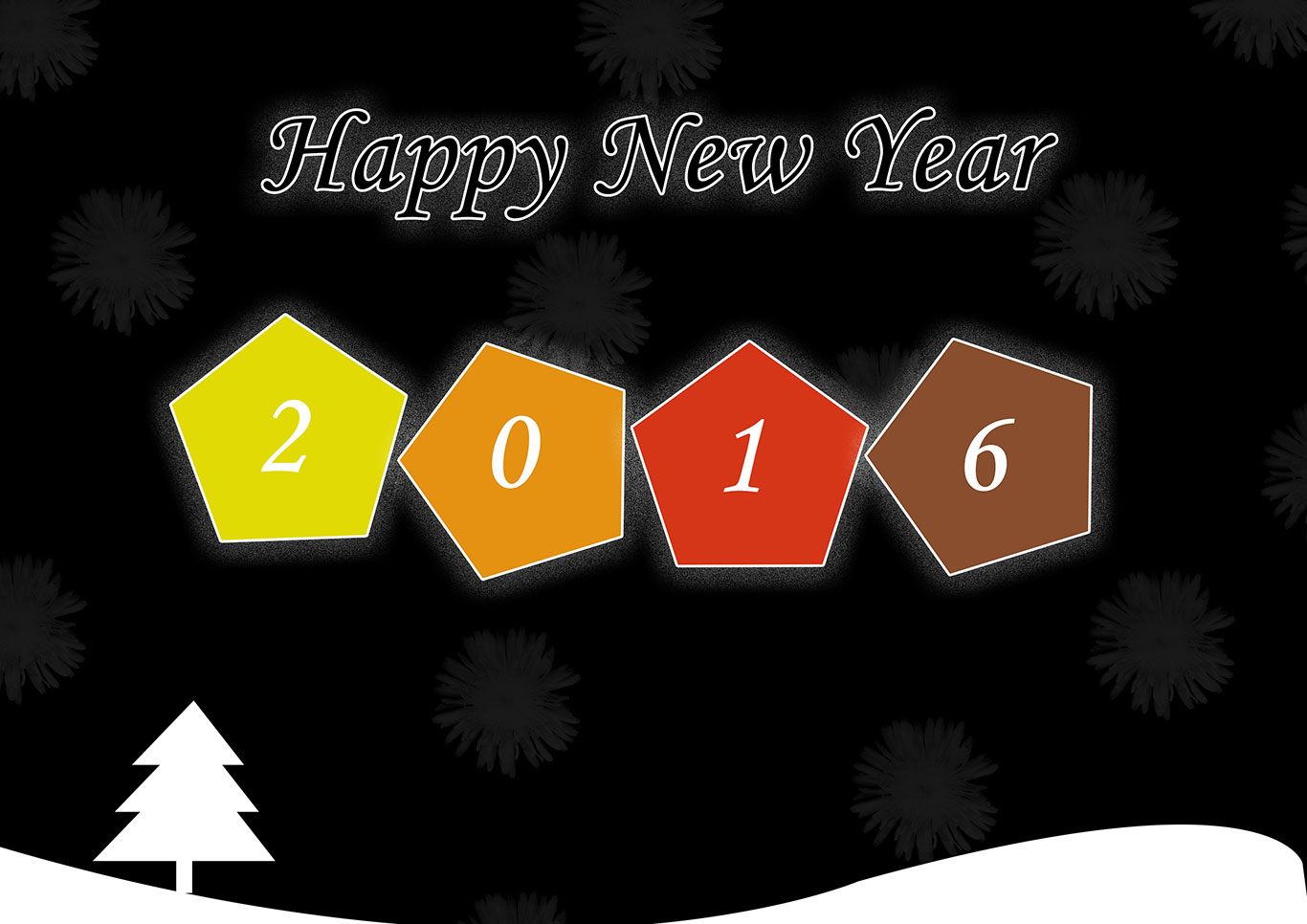 We, at AstroSage, wish you a very Happy New Year 2016!
