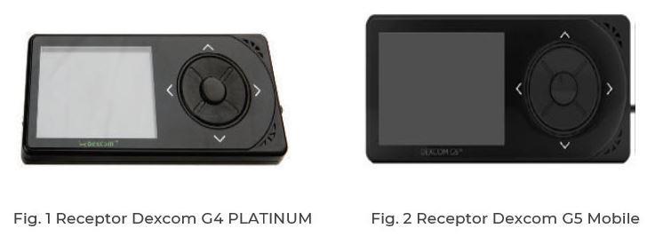 La AEMPS informa que los receptores Dexcom G4 PLATINUM y Dexcom G5 Mobile podrían apagarse si ha sufrido un impacto. Adjuntamos la información facilitada al respecto