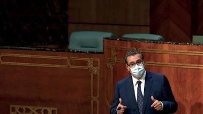 عزيز أخنوش رئيس الحكومة 2021