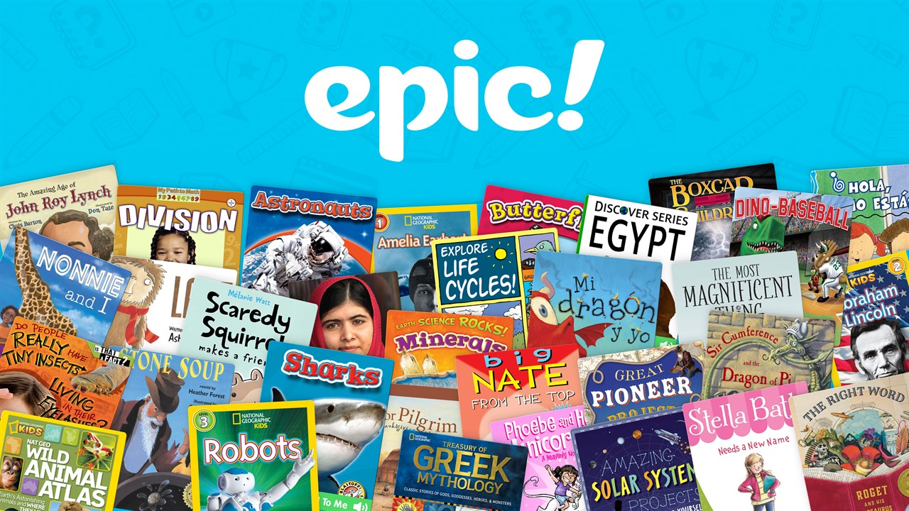 Image result for epic books