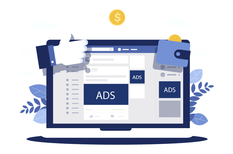 getting traffic through facebook ads