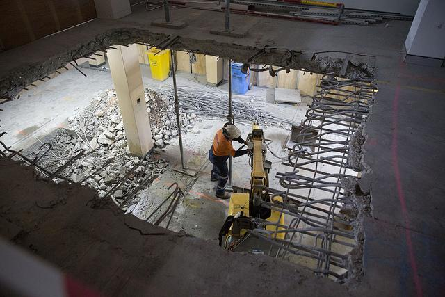 10 reasons why lift-pit waterproofing can fail