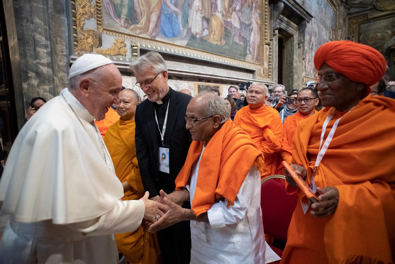 Đức Thánh Cha Phanxico khẳng định tầm quan trọng của việc đạt được những mục tiêu phát triển bền vững