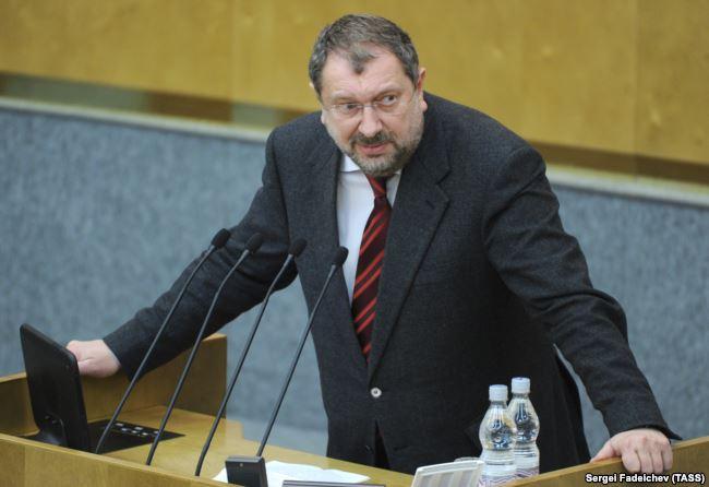 Депутат Госдумы России Владислав Резник