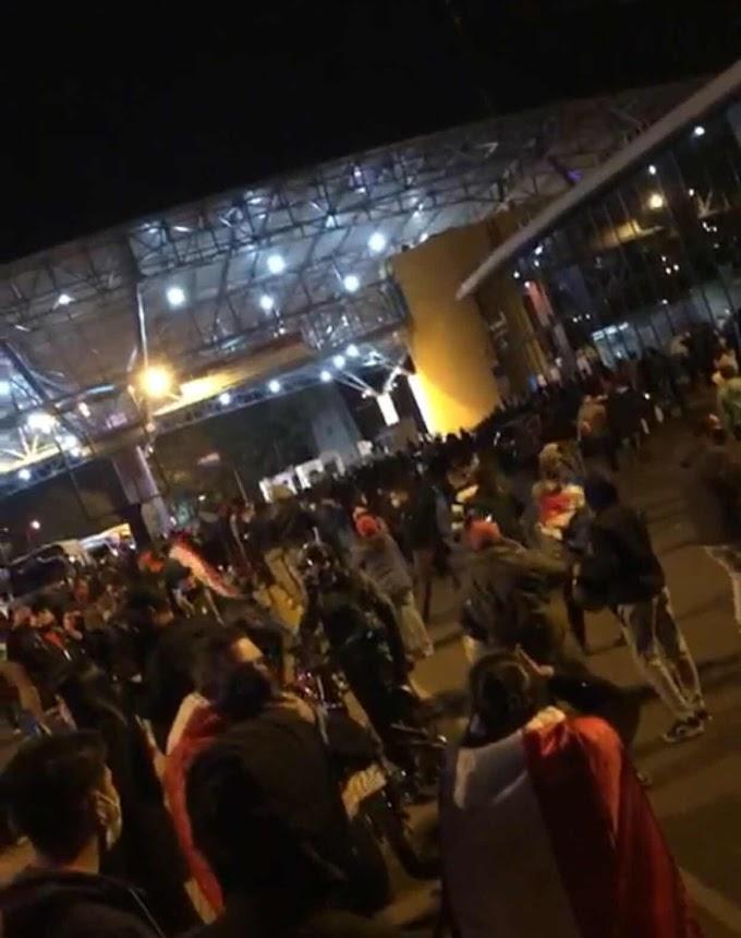 Ciudad Del Este enfrenta protestos contra volta à quarentena zero