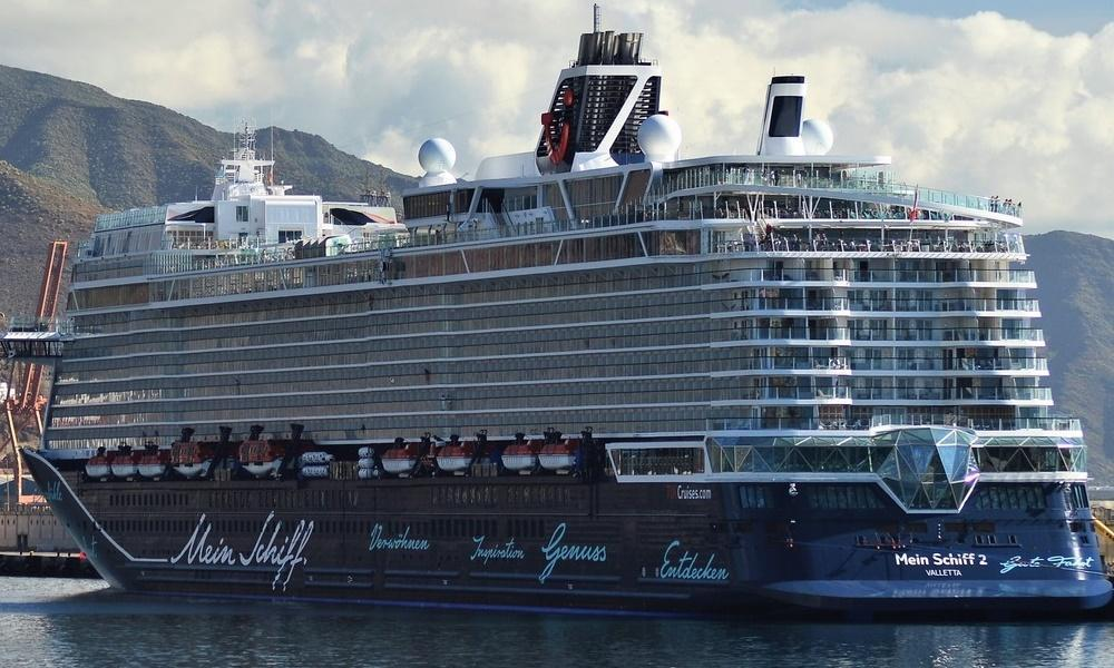 Mein Schiff 2 Itinerary, Current Position, Ship Review | CruiseMapper