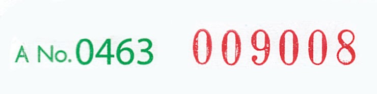 ตัวอย่างเลขที่ใบรับประกัน/Example warranty card number ให้กรอกว่า 0463009008