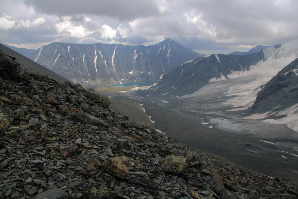 Отчет о горном туристском походе 1 к.с. по Южно-Чуйскому хребту (Алтай)