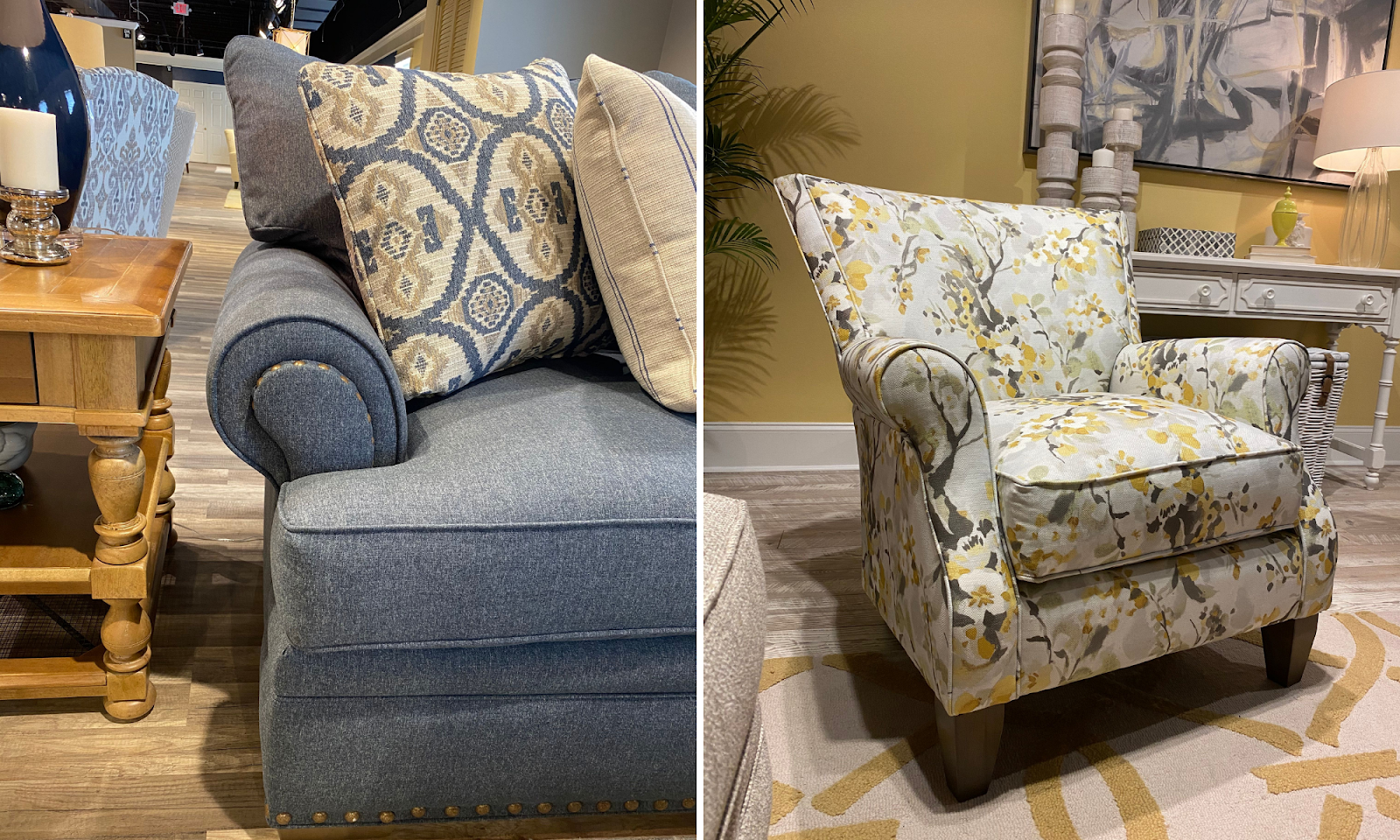 superior-construction-lebanon-tn-select-durable-fabrics-muted-navy-accent-chair-asian-tile-pattern-chair