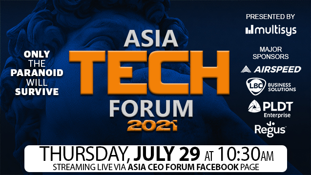 ASIA TECH FORUM (July 29, 2021)