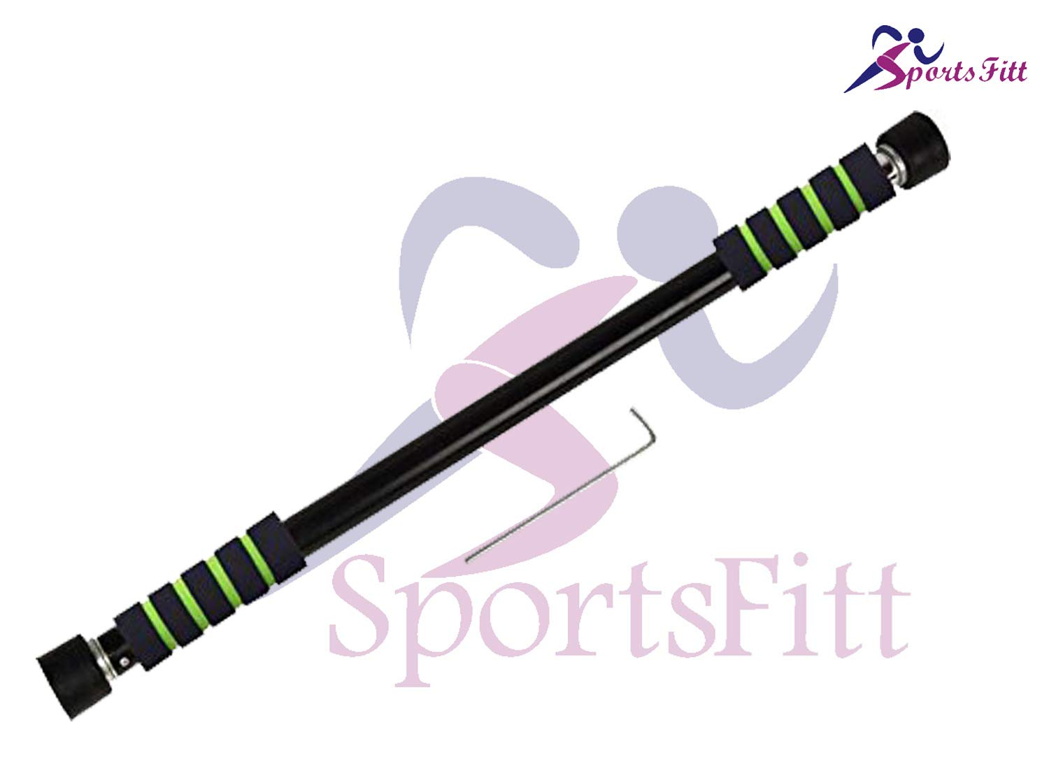 SportsFitt Steel Bar Chin-Up Bar