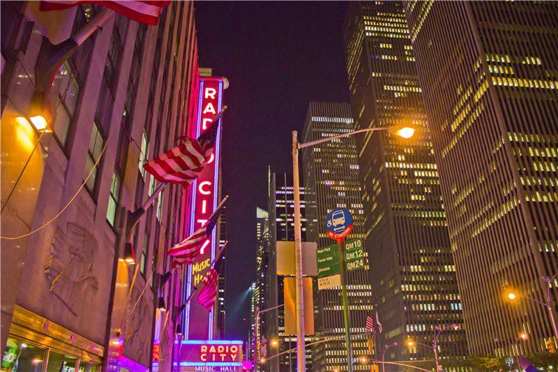 Радио Сити Мюзик Холл. США глазами туриста, туризм, факты