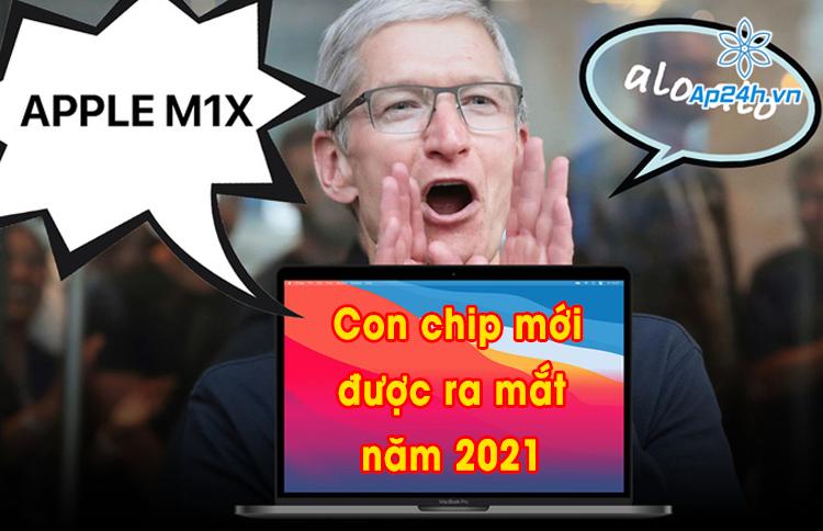 con chip Apple M1X