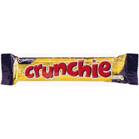 Cadbury Crunchie Bar 50g | The Warehouse
