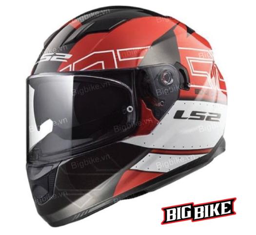 Mũ bảo hiểm LS2 FF320 Stream Evo