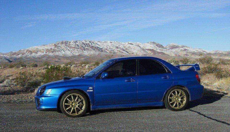 Subaru Uk300 At Death Valley, Subaru Uk300, Look Alike