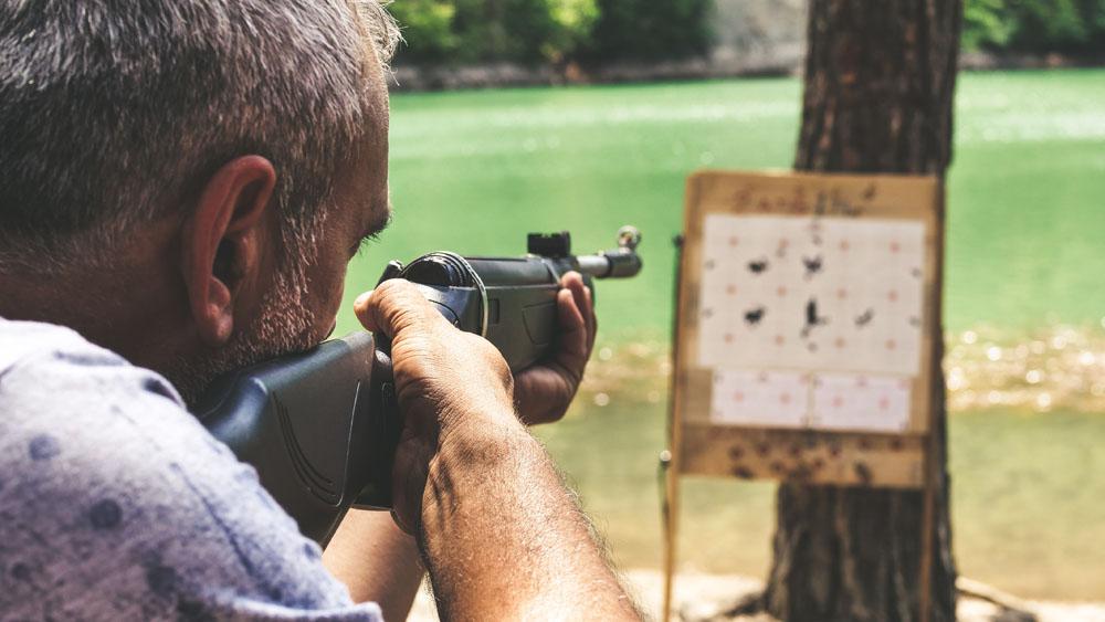 shooting range jakarta