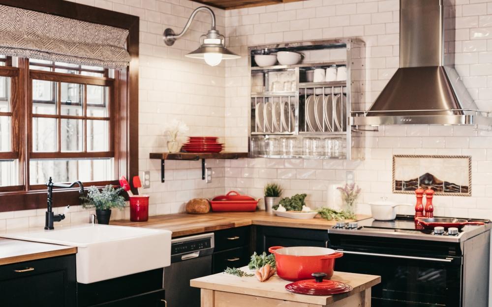 ventilasi dapur